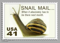 Postage Not Valid in U.S.